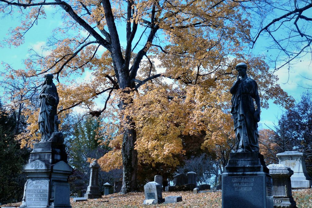 Old Grey Cemetary, Knoxville TN